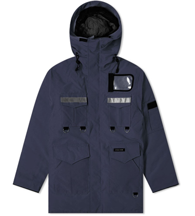 Junya Watanabe x Canada Goose Release Weatherized Four Pocket Coat