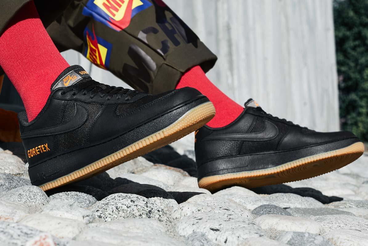 Nike Air Force 1 x GORE-TEX