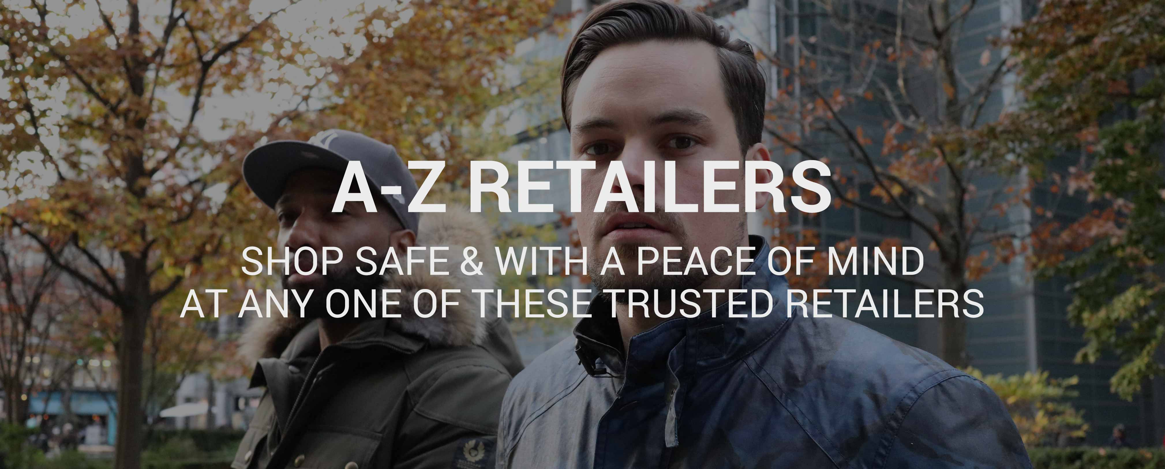 A-Z Retailers