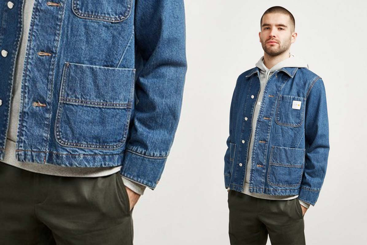 A.P.C x Carhartt At The Hip Store