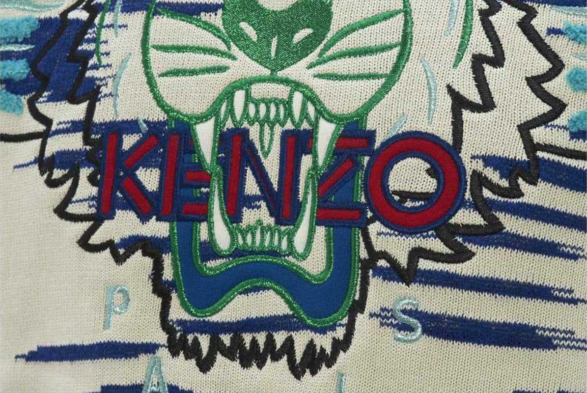 Kenzo SS20 At Repertoire Fashion
