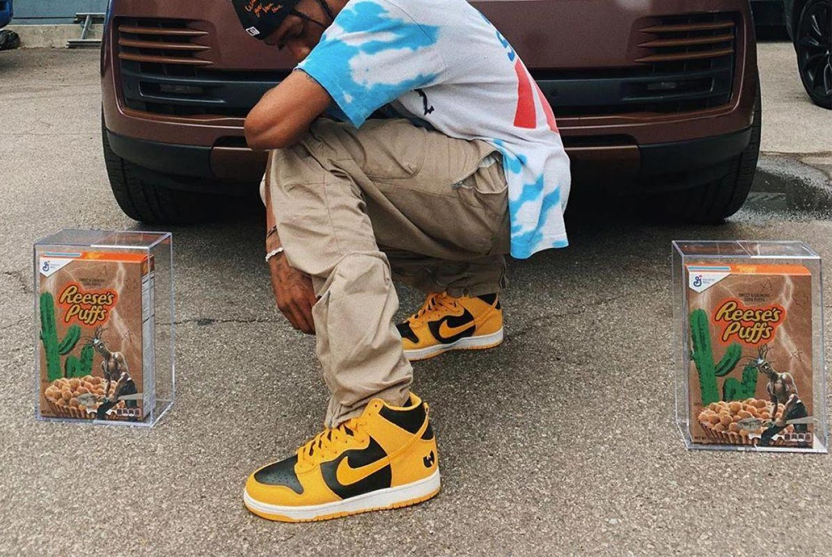 The Top 5 Hip-Hop Sneaker Collaborations Of All Time