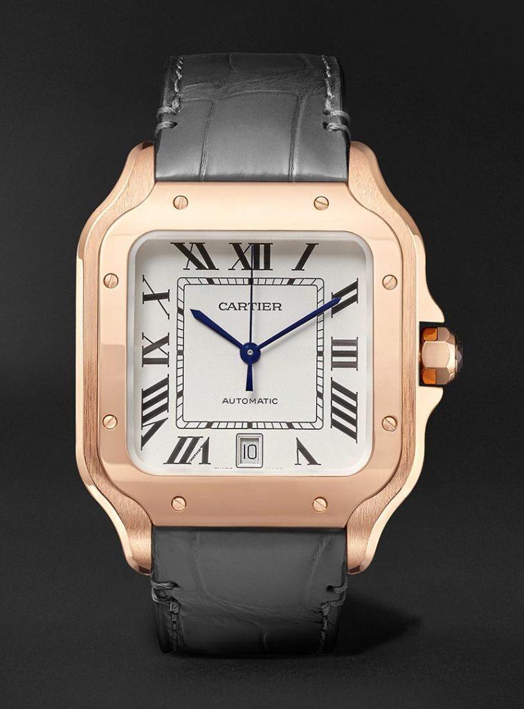 Cartier Santos Automatic watch
