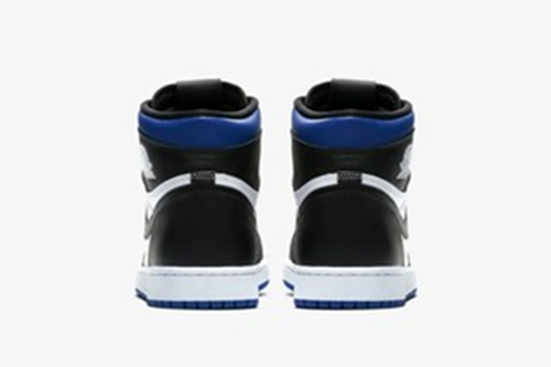 Air Jordan 1 White Royal 3