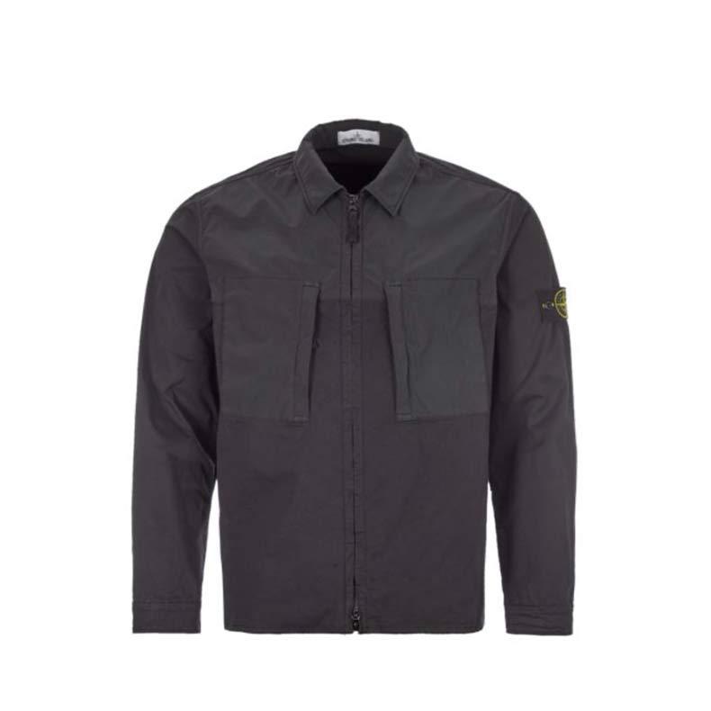 Stone Island Overshirt in Black, £350
