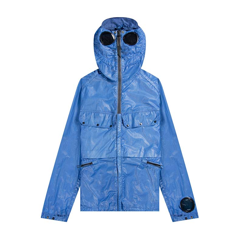 C.P. Company Nyber Rubber Coated Jacket. Was £765. Now £535.50