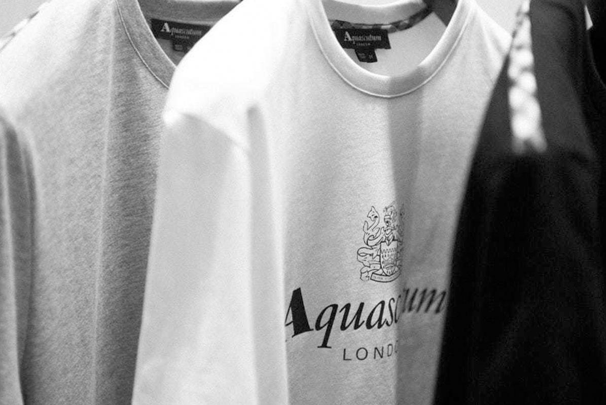Aquascutum at Woodhouse Clothing