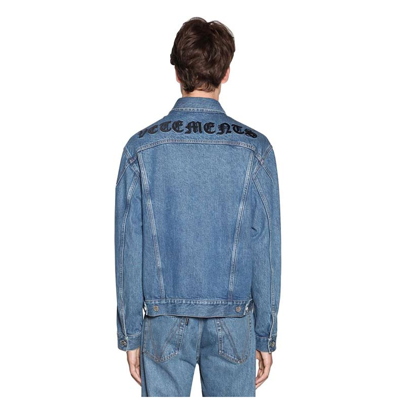 Vetements Gothic Vetements Denim Jacket, £1020