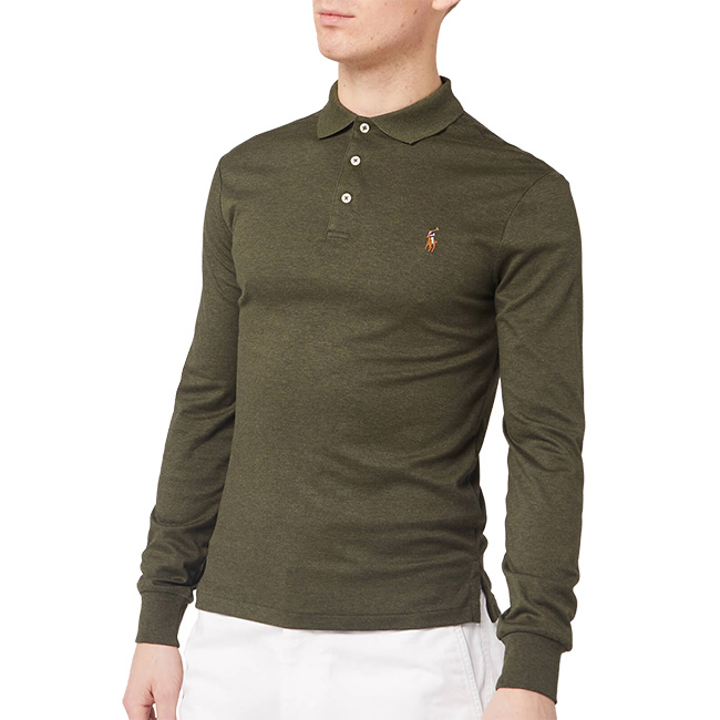 Polo Ralph Lauren Alpine Heather shirt