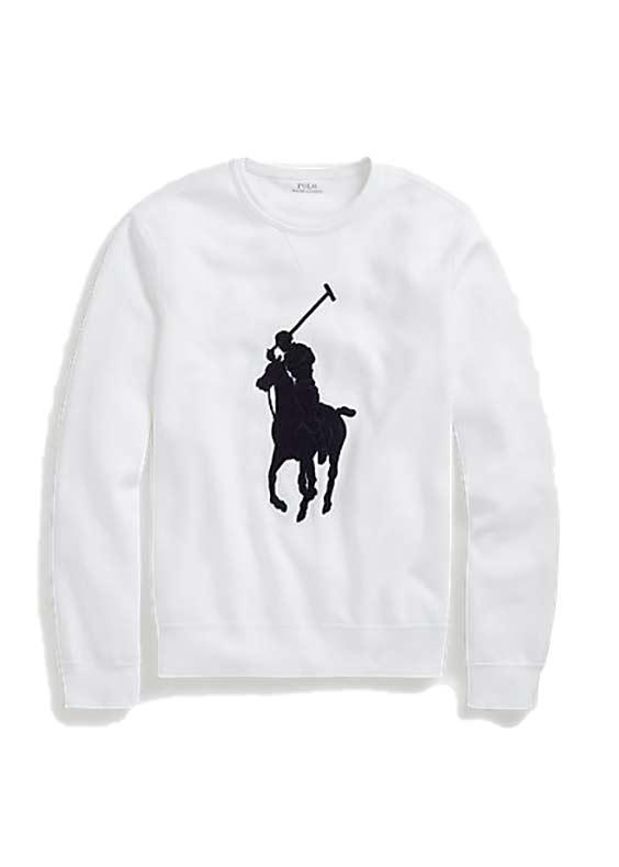Polo Ralph Lauren Big Pony Sweatshirt, reduced from £134 to £94