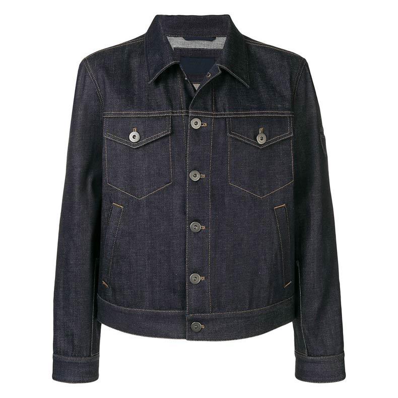 Wiley Denim Coat