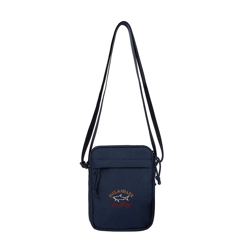 Paul & Shark Woven Shoulder Bag Navy. Was £45. Now £36