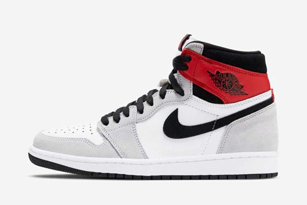 Air Jordan Smoke Grey