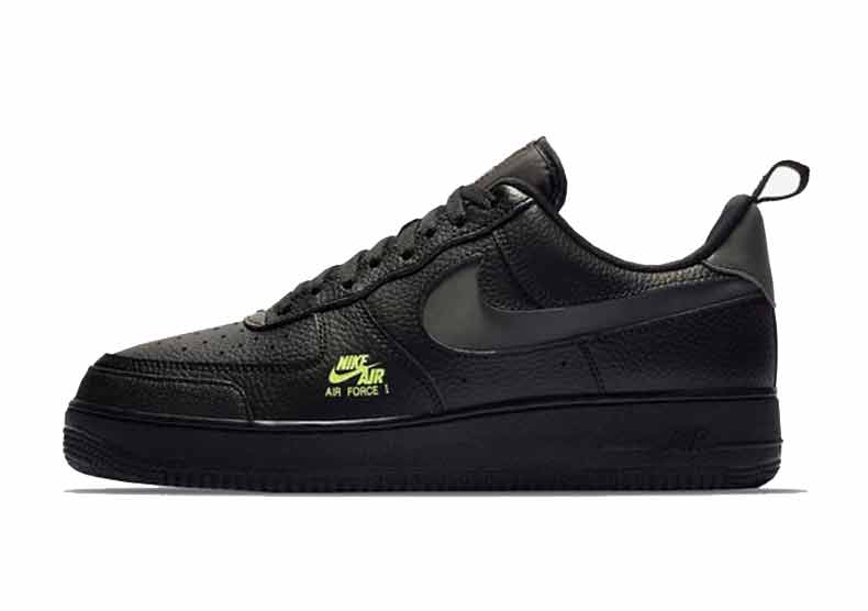 Air Force 1 LV8 Utility Black. Was £109.95