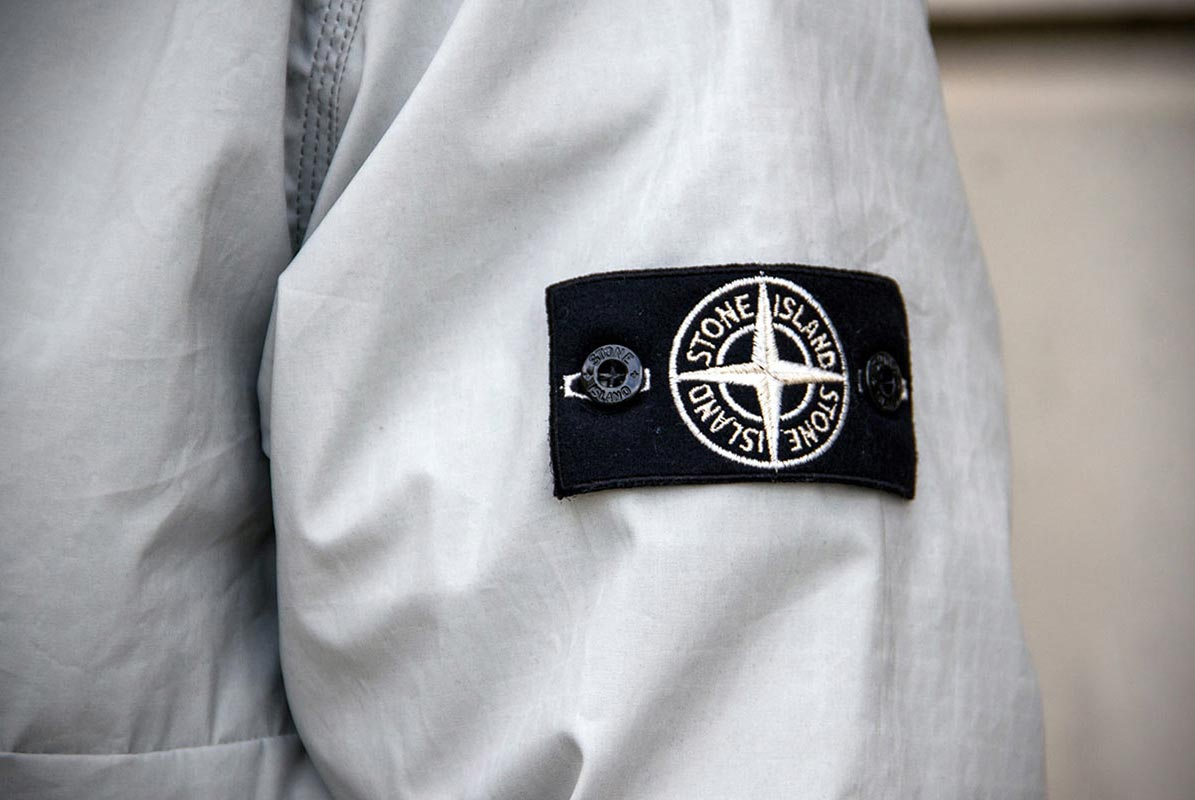 Fake Vs Real | How to Spot a Fake Stone Island Badge Quickly