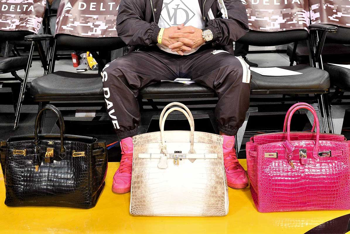 Hermés Bag Gang Detained For Illegally Trading Hermés Bags
