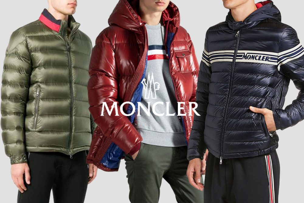 Three Moncler Jackets and how to style