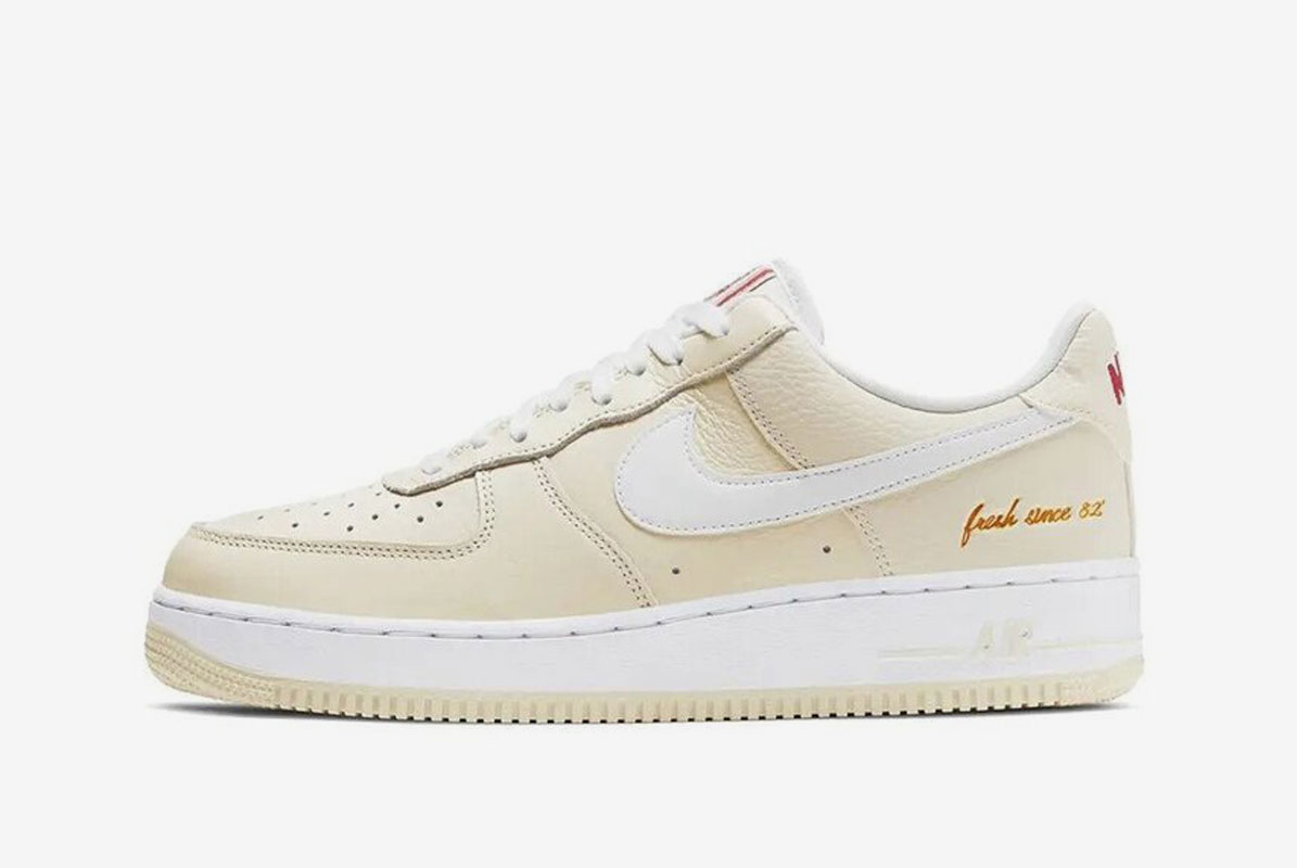 Nike Air Force 1 Low Premium Popcorn RELEASE Date - ALREADY RELEASED