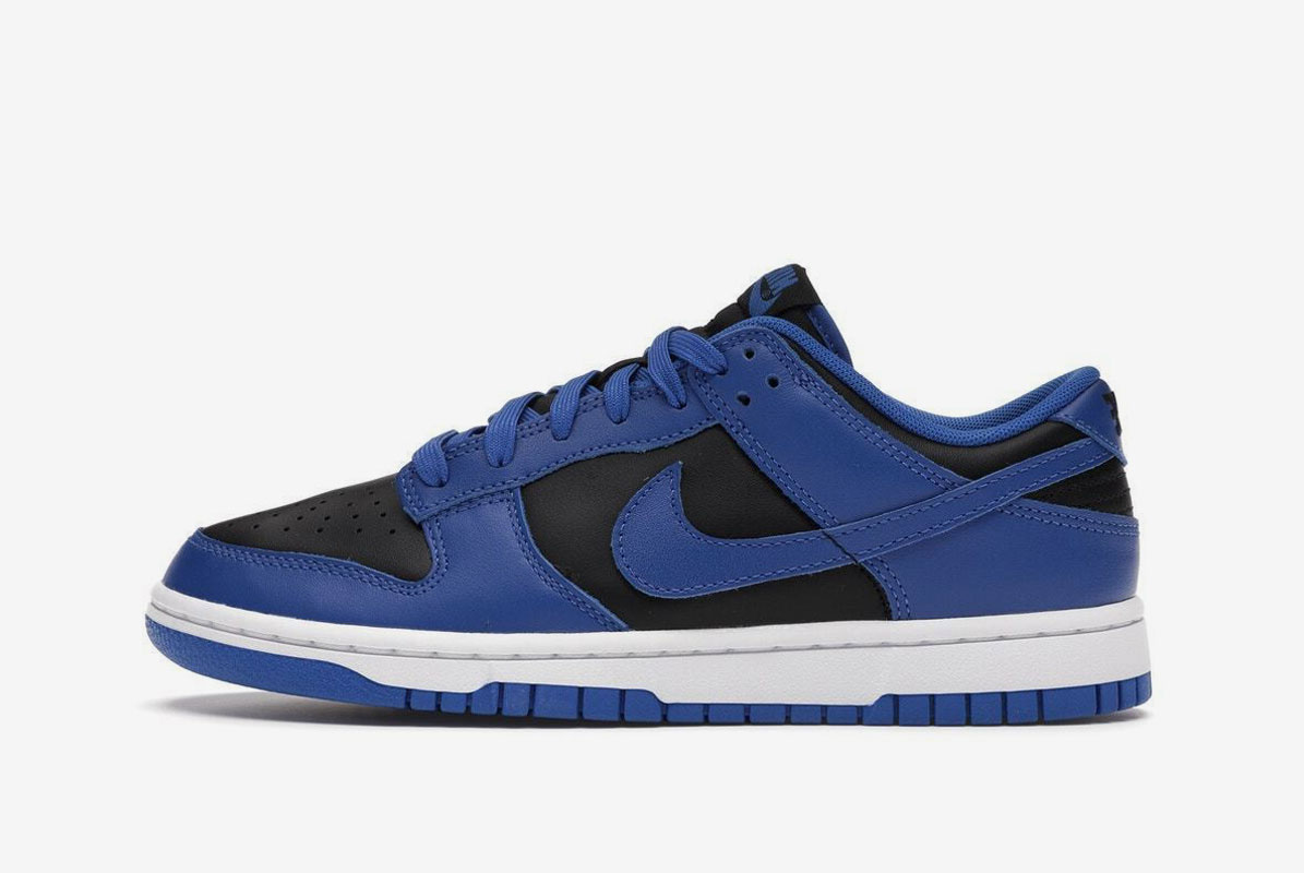 Nike Dunk Low Retro Hyper Cobalt Black RELEASE DATE- 12th March