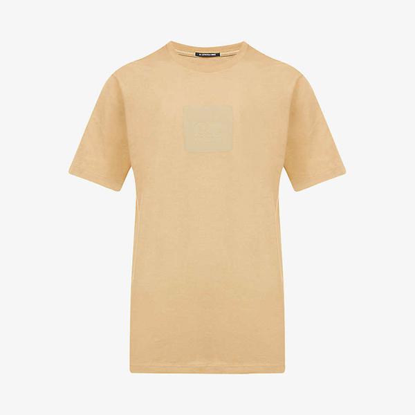 CP Company Metropolis Logo-Print Cotton Jersey T-shirt