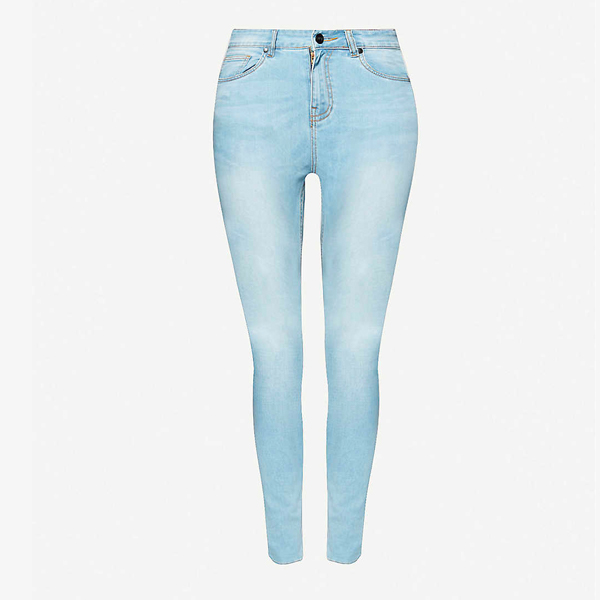 NO.91 Super Skinny Slim-Fit Jeans