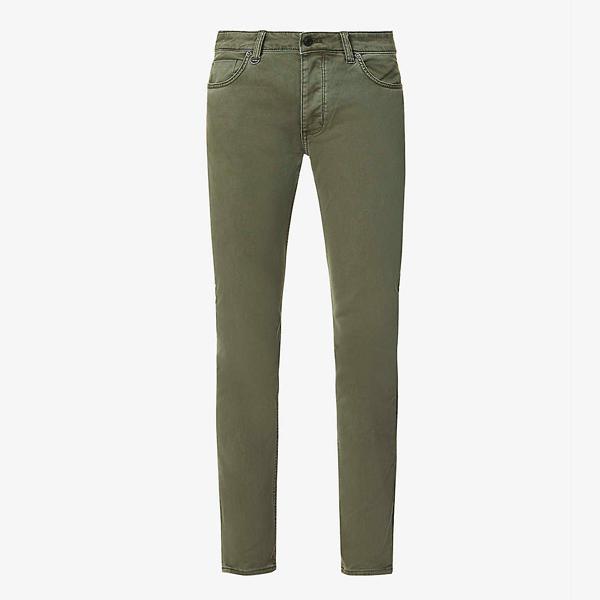 Neuw Lou Slim Straight Stretch Cotton Twill Jeans