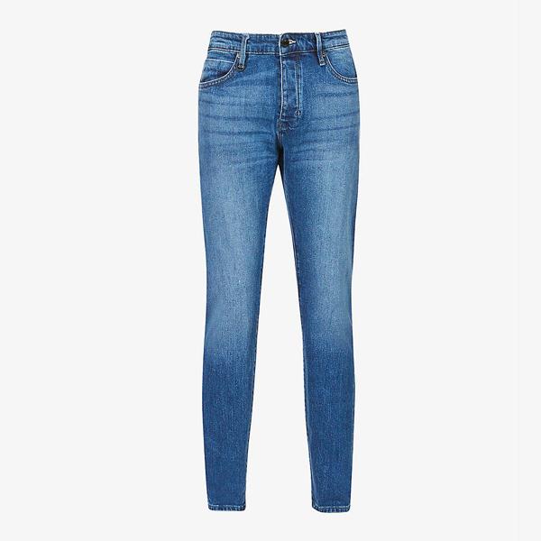 Neuw Iggy Slim-Fit Skinny Organic Stretch Denim Jeans