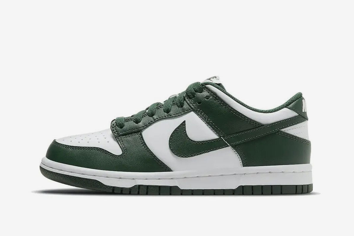 Nike Dunk Low Green White RELEASE date – 16th Apri