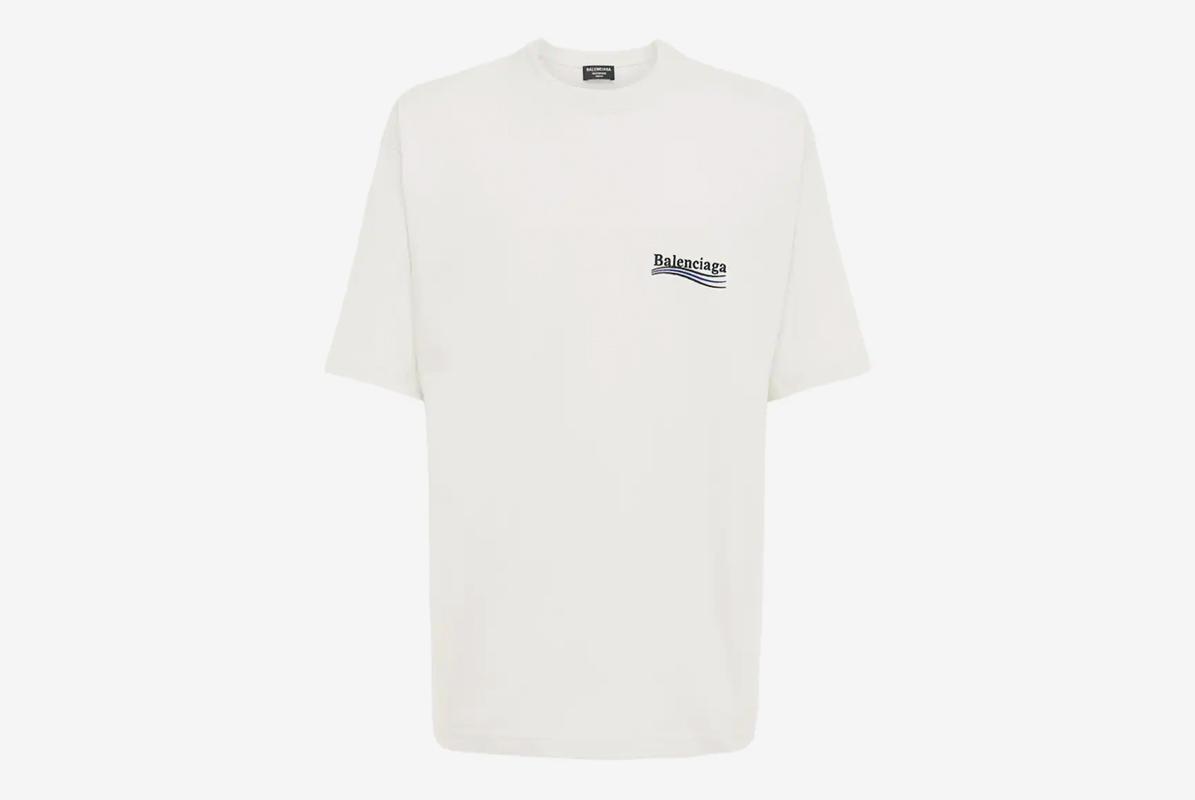Balenciaga Large-fit T-shirt