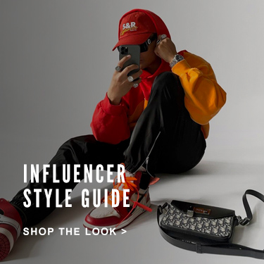 Influencer Style Guide Mobile