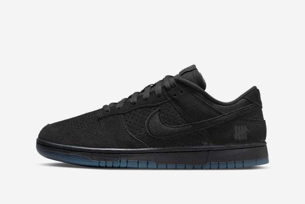 NDEFEATED x Nike Dunk Low Dunk Black
